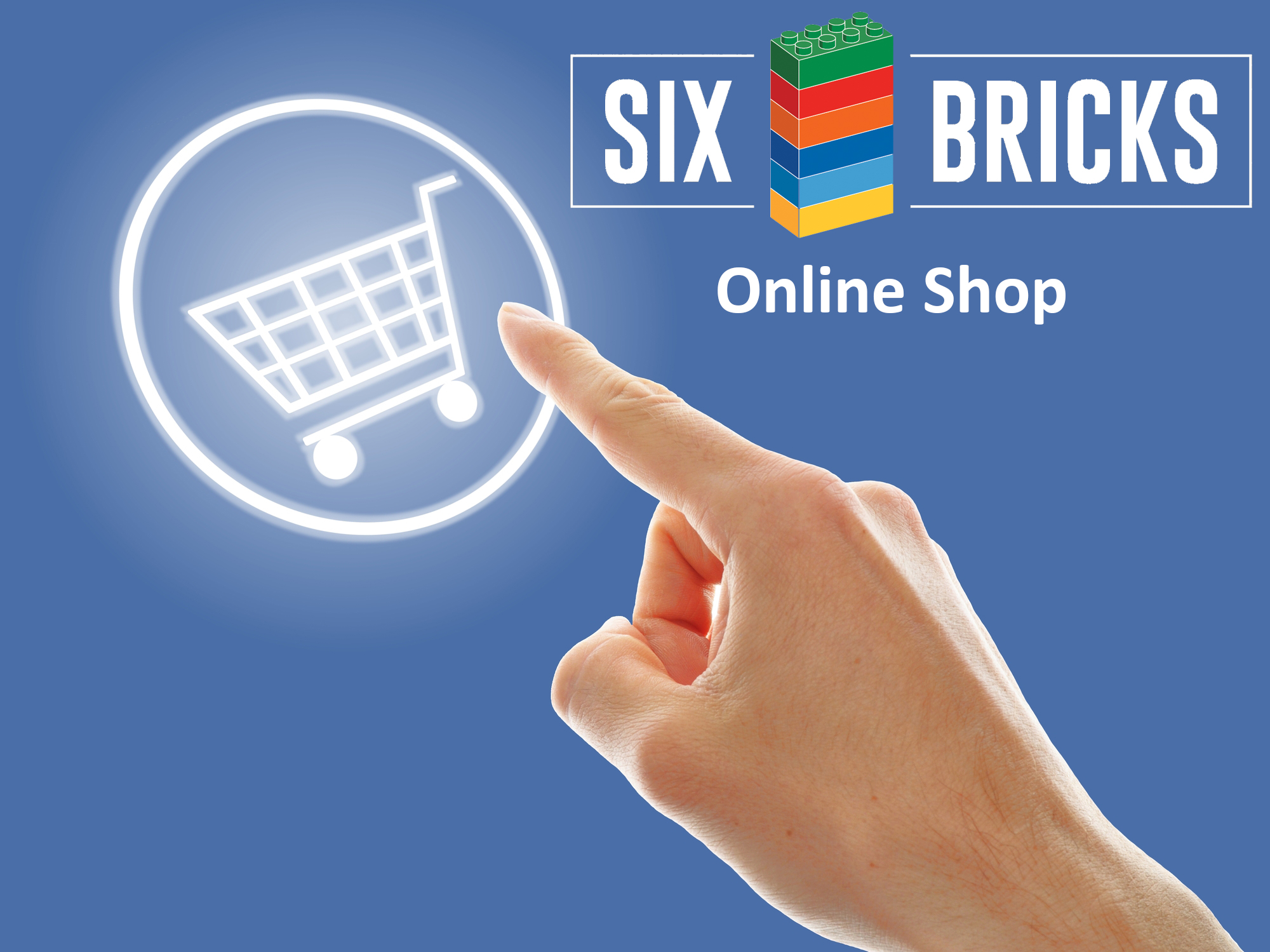 Buy Six Bricks Materials and Resources